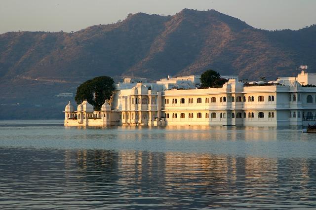 Fernreise Indien - Udaipur - Lake Palace