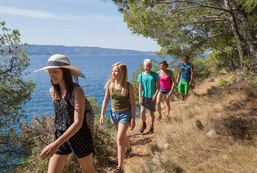 Wanderwochen Kroatien