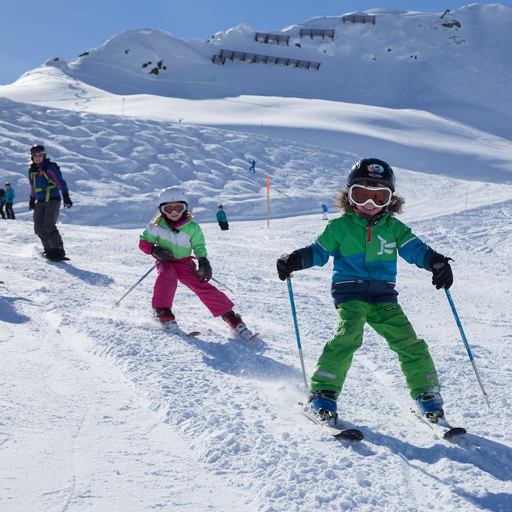 Winterferien Skischule Schweiz