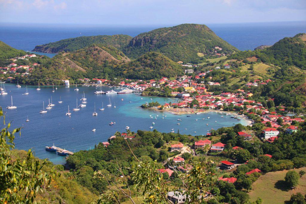 Guadeloupe - Terre-de-Haute - Iles de Saintes
